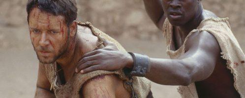 """Scene from the movie """"Gladiator"""""""