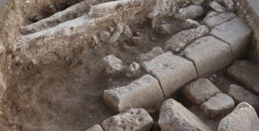 Odkryto obóz rzymski w Izraelu