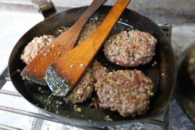 Pierwszy burger był rzymski?