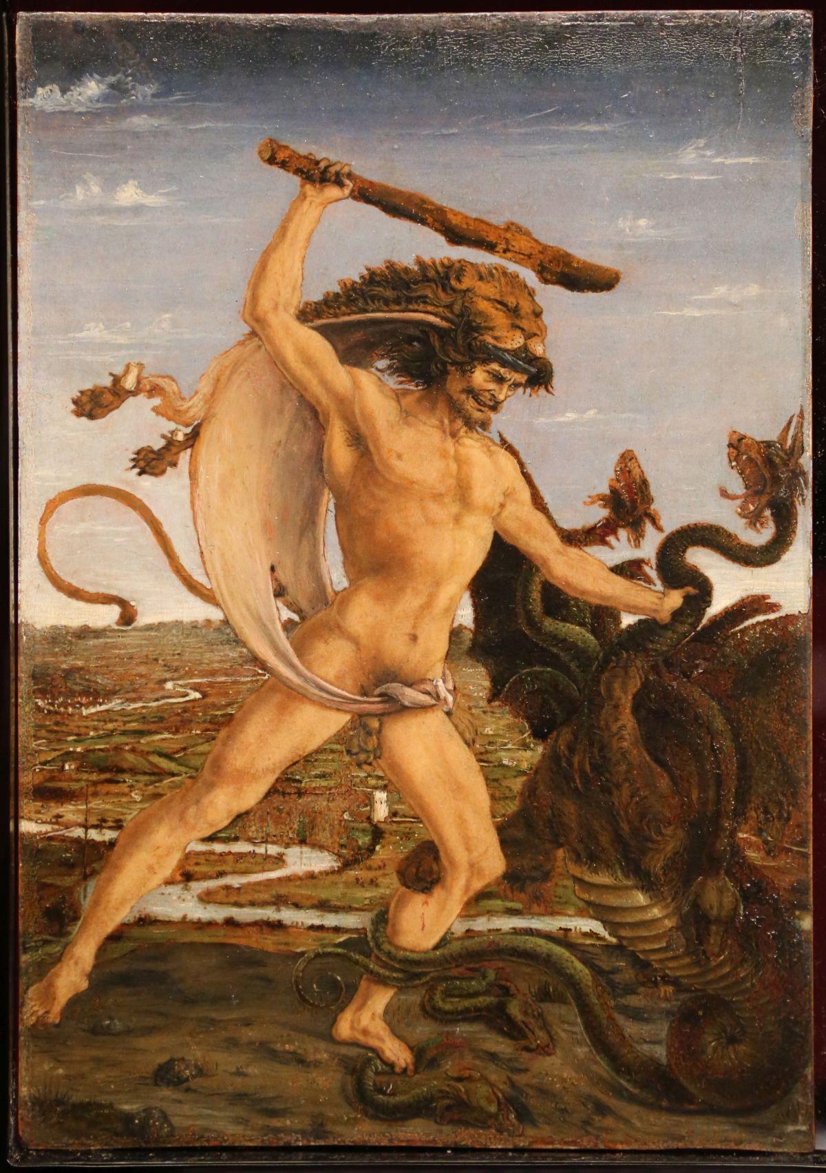 Herkules i Hydra