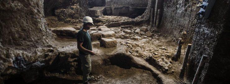 Ruiny domu rzymskiego