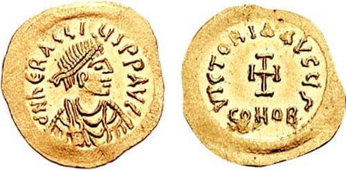 Herakliusz na monecie