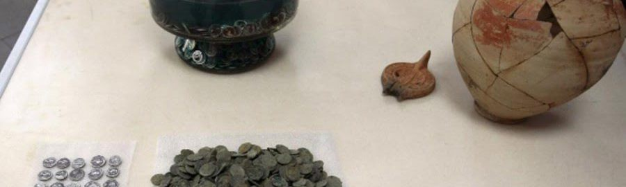 3000 tysiące monet znaleziono w Bułgarii