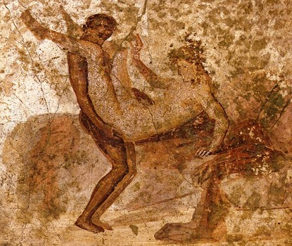 Sex in world of ancient Romans