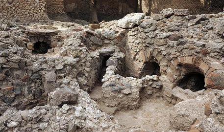 Nowe technologie w Pompejach