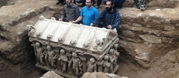 1800 letni sarkofag