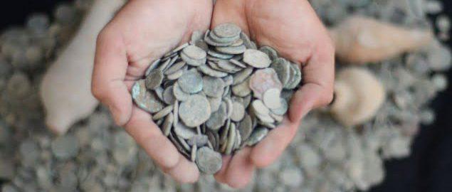Monety w Izraelu