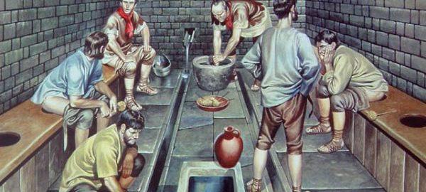 Toaleta rzymska