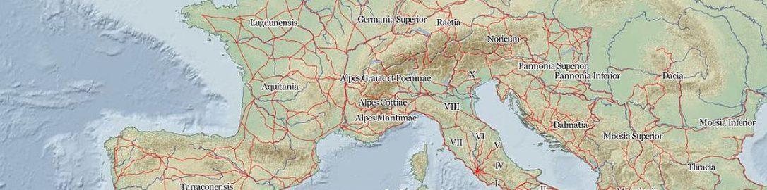 Digital Atlas of the Roman Empire