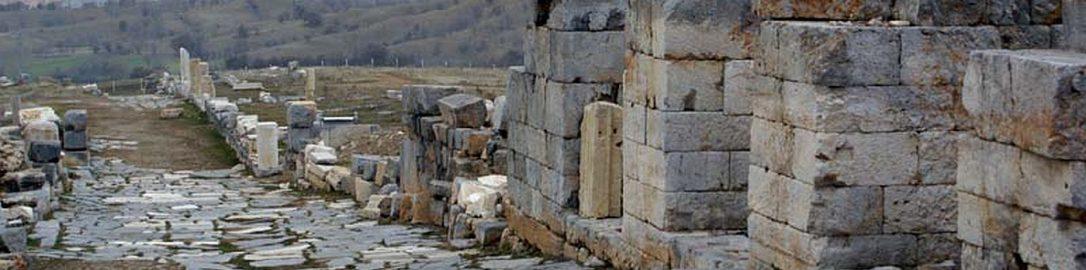 Droga antyczna w Antiochii