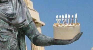 Rzymskie urodziny