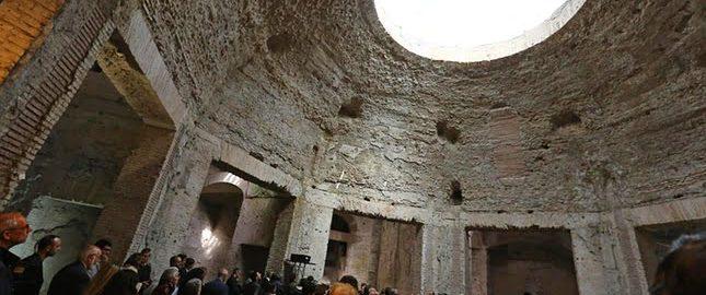 Domus Aurea do renowacji