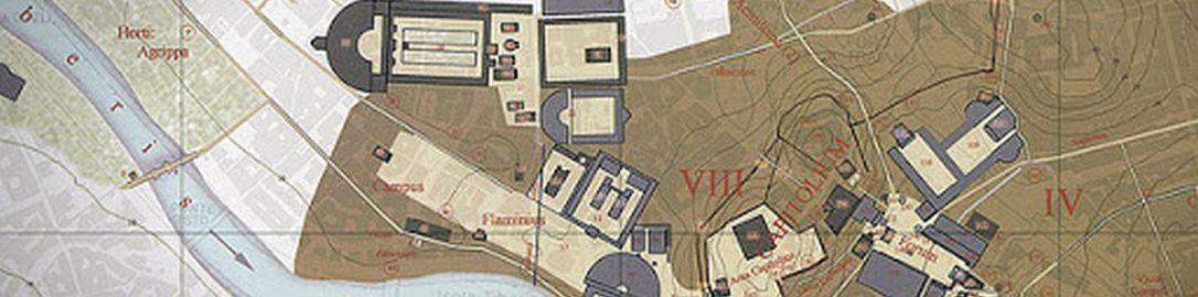 Cyfrowa mapa Rzymu epoki Augusta