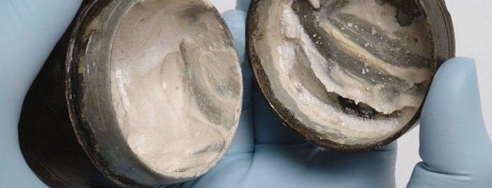 A 2000-year-old Roman face cream