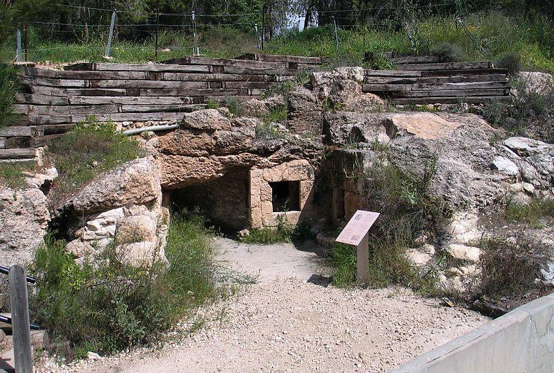 Groby Machebeuszy