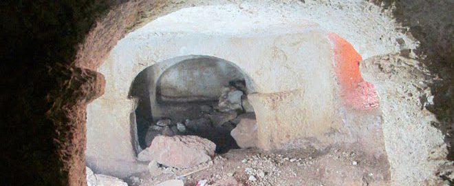 Rzymski cmentarz w Damaszku