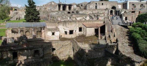 Pompeje walczą z mafią