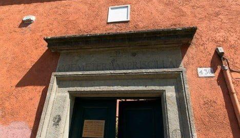 Rzymskie katakumby okradzione