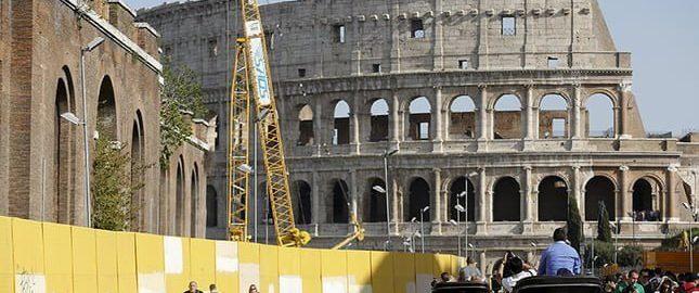 Koloseum odzyskuje blask