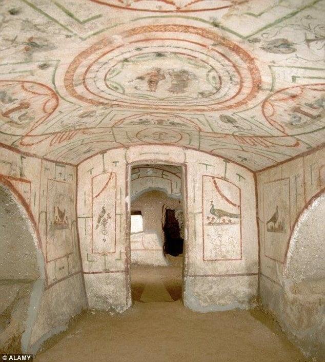 Malunki w Vigna Randanini