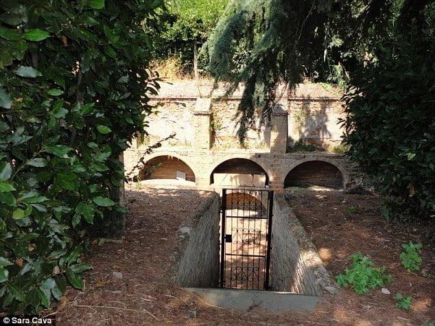 Rzymskie katakumby do otwarcia