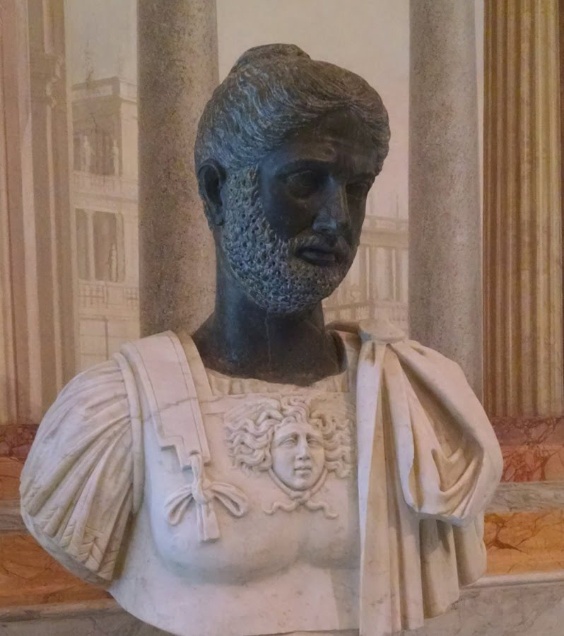 Bust of Julius Bassianus