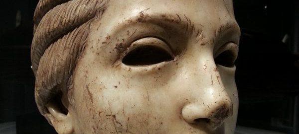 A bust of Plautilla