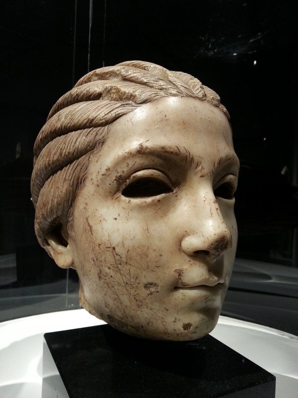 Bust of Plautilla, wife of Caracalla