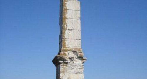 Rzymski obelisk w Bułgarii