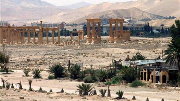 ISIS planuje kolejną ofensywę na Palmyrę