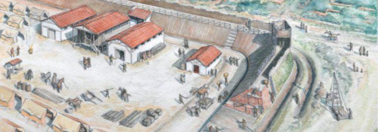 Rekonstrukcja Plantation Place Fort