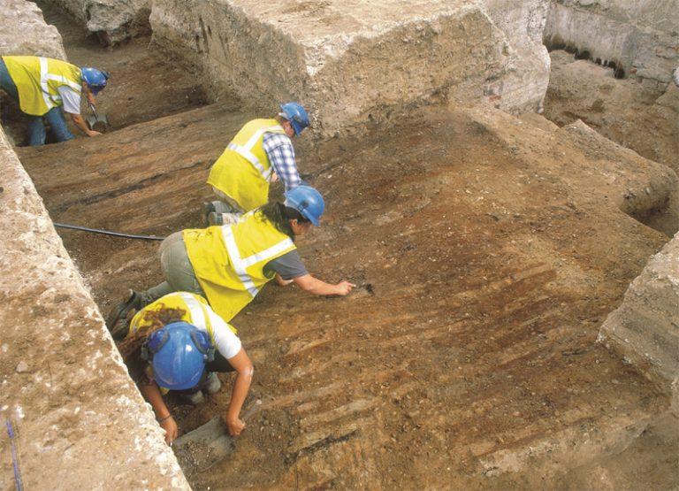 Odkryto rzymski fort powstały po rebelii Boudiki