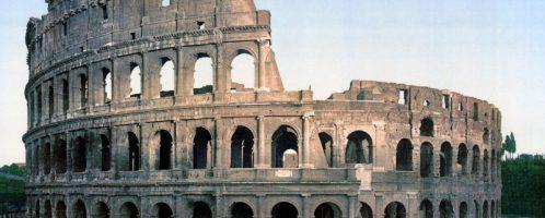 Koloseum na pocztówce z około 1890 roku