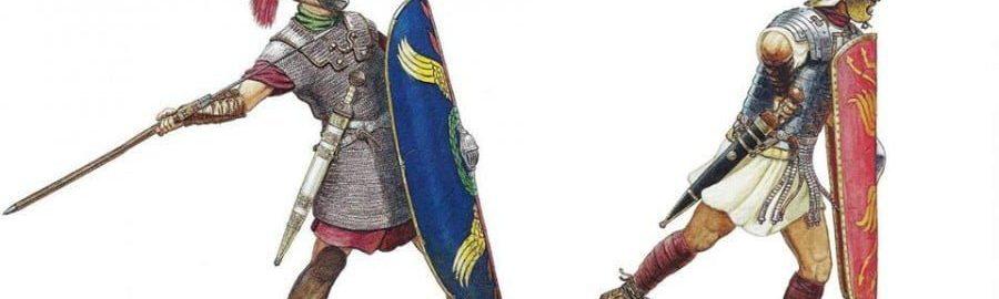 Legioniści okresu Augusta