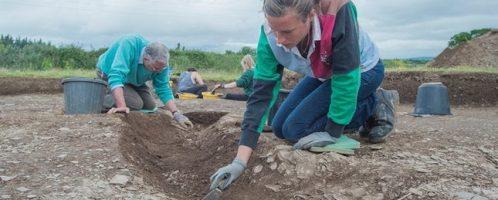 Odkrycie rzymskich monet w Devon