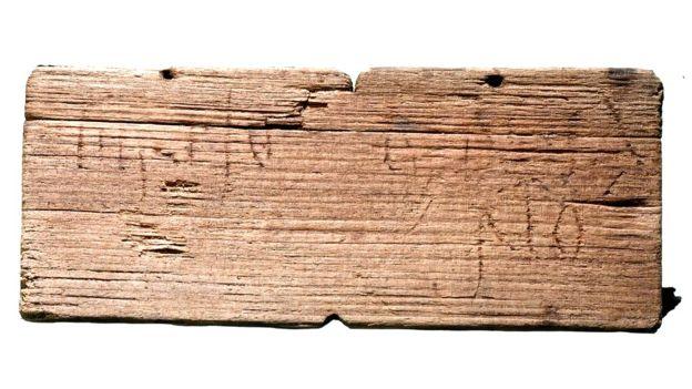 Odkryto rzymską inskrypcję w Londynie