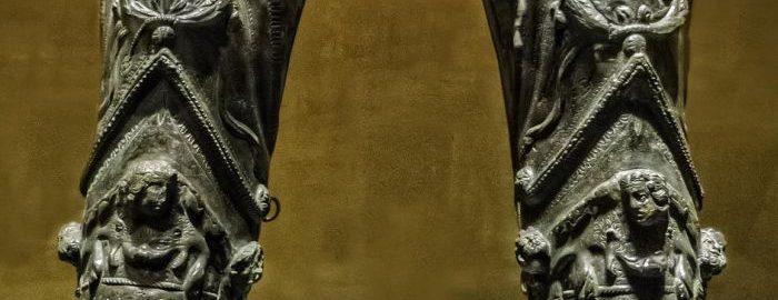 Roman shin guards
