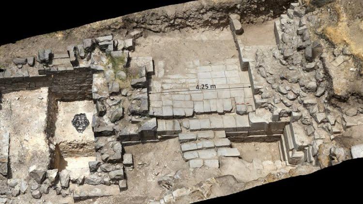 W Izraelu odnaleziono bramę