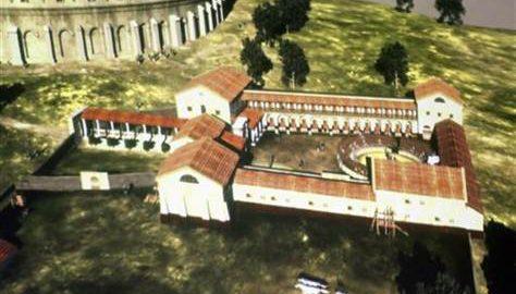 Przy pomocy nieinwazyjnych metod odkryto szkołę gladiatorów w Carnutum