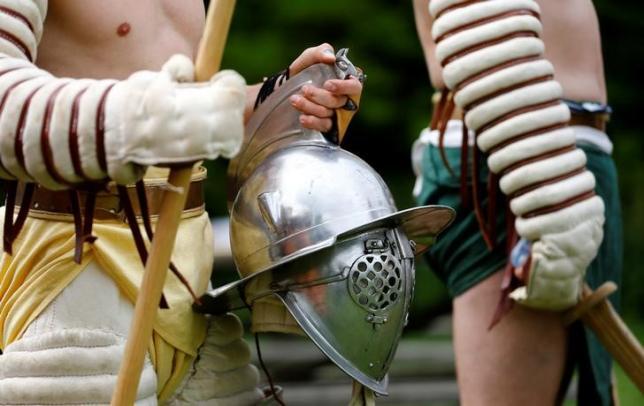 Gladiatorzy znów zawalczą w Austrii