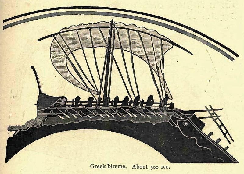 Greek birema