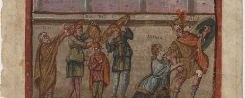 Vatican Library digitizes the 1,600-year-old edition of Virgil