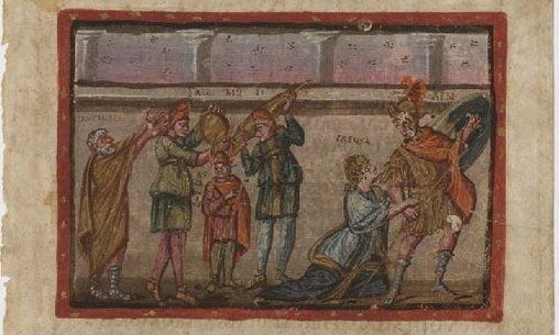 Biblioteka watykańska digitalizuje 1600-letnie wydanie Wergiliusza