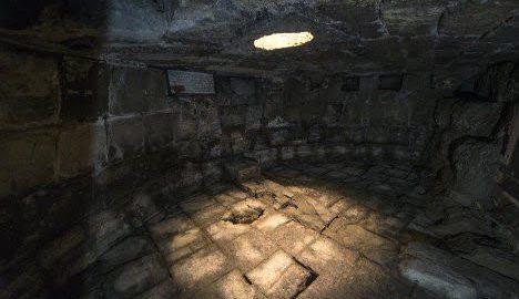 Starożytne więzienie, w którym przetrzymywano świętego Piotra otwarto dla zwiedzających