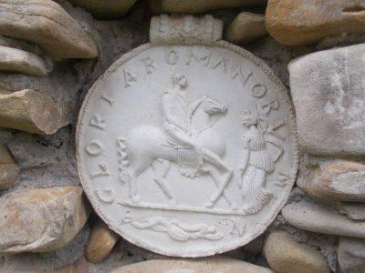 Rzymskie pomniki w Dobkowicach