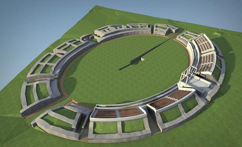 Budynki antycznej stolicy Dacji mają zostać odbudowane