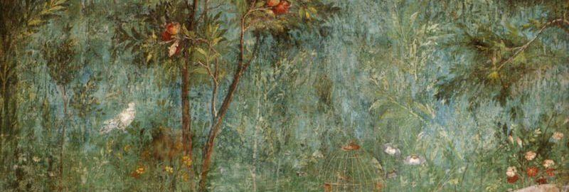 Fresco in Livila's chamber