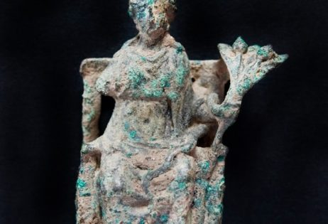 Znaleziono figurkę rzymskiej bogini Ceres
