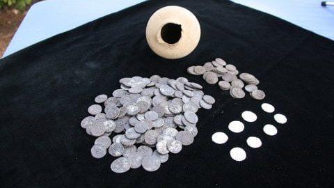W Costa Brava odkryto rzymski skarb