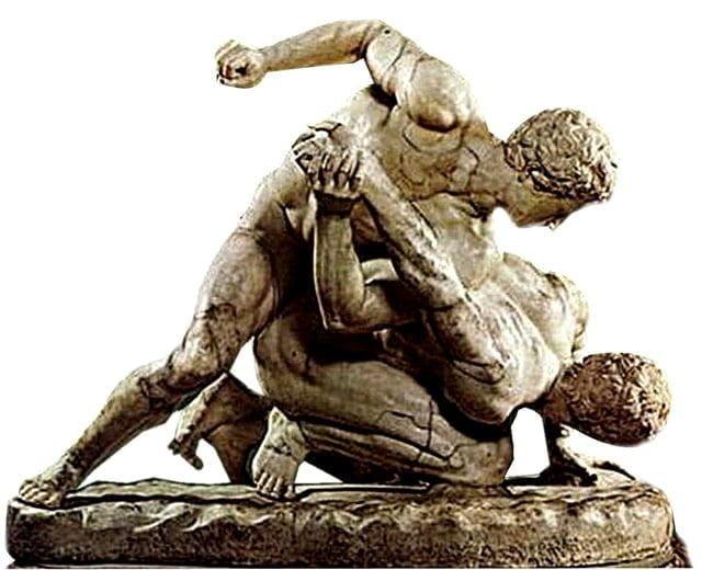Jak ćwiczyli starożytni